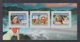 Z91. Guinee - MNH - 2012 - Famous People - Marilyn Monroe - Célébrités