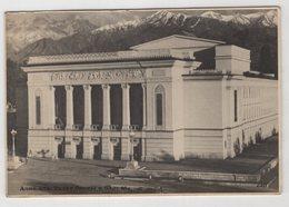 5529 Kazakhstan Almaty Opera And Ballet Theatre Stalinist Architecture Photo Pc - Kazakhstan