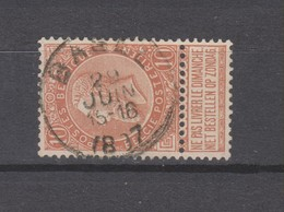 COB 57 Oblitéré BASEL - 1893-1900 Schmaler Bart