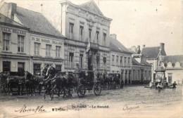 Antwerpen - Ekeren - Eeckeren - De Markt - Le Marché - Attelages - Antwerpen