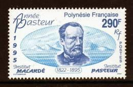 Polynésie N° 481  XX  Année Pasteur  Sans Charnière, TB - Polynésie Française