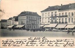 Malines - Place De La Gare - Malines