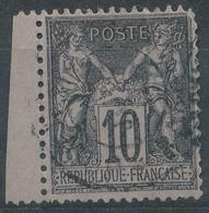N°103  NUANCE ET OBLITERATION. - 1898-1900 Sage (Type III)