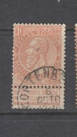 COB 57 Oblitéré CORTENBERG - 1893-1900 Schmaler Bart