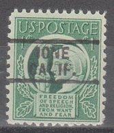 USA Precancel Vorausentwertung Preo, Locals California, Inyokern 745 - Vereinigte Staaten