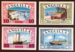 Anguilla 1968 Ships MNH - Anguilla (1968-...)