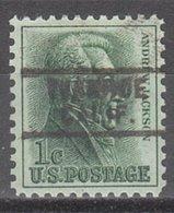 USA Precancel Vorausentwertung Preo, Locals California, Ivanhoe 729 - Vereinigte Staaten