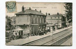 CPA  62 : BOULOGNE Sur Mer  Gare    VOIR  DESCRIPTIF §§§ - Boulogne Sur Mer