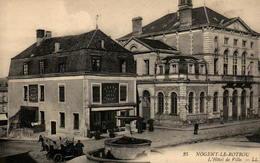 28 - NOGENT-le-ROTROU - L'Hôtel De Ville - Nogent Le Rotrou