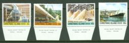 Christmas Is: 1981   Phosphate Industry (Series 4)   MNH - Christmas Island