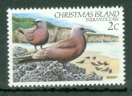 Christmas Is: 1982/83   Birds   SG153   2c   MNH - Christmas Island