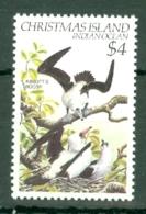 Christmas Is: 1982/83   Birds   SG167   $4   MNH - Christmas Island