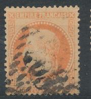 N°31  NUANCE ET OBLITERATION. - 1863-1870 Napoléon III Lauré