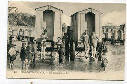 CPA  62 : BOULOGNE Sur Mer  Les Baigneurs    VOIR  DESCRIPTIF §§§ - Boulogne Sur Mer