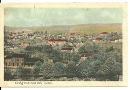 57 - CHATEAU SALINS / LOTHR. - Chateau Salins
