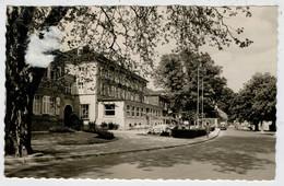 BAD SALZHAUSEN  V. D. V.    KURHAUS     (VIAGGIATA) - Germania
