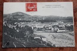 JAUJAC (07) - VUE GENERALE - France