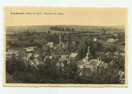 Burg-Reuland   *  (Vallée De L'Our)  Panorama Du Village - Burg-Reuland