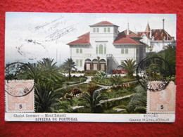 PORTUGAL ESTORIL GRAND HOTEL D ITALIE - Lisboa