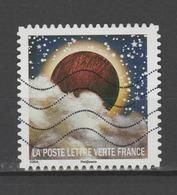 """FRANCE / 2016 / Y&T N° AA 1329 : """"Correspondances Planétaires"""" (Eclipse Solaire Et Nuages) - Usuel - Luchtpost"""