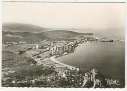 20 (2A) - Propriano      Vue Aérienne   -  Le Port Et La Ville - Autres Communes