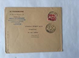 Let Longuyon Entrepôt 1950 - Lettres & Documents