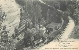SAINT MARTORY - La Garonne Et Le Moulin De L'Escalere. - Other Municipalities