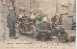 Bruxelles Marchand De Poissons ??? - Petits Métiers