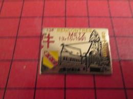 513e Pin's Pins / Beau Et Rare / THEME VILLES : LORRAINE METZ RENCONTRES 19 OCTOBRE 1991 - Cities