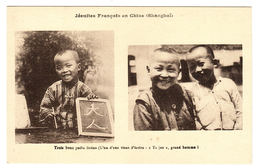 CHINE - SHANGHAÏ - Jésuites Français En Chine - Trois Bons Petits Lutins - ENFANTS - CHILDREN - Chine