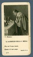 °°° Comunione Pasquale Anno 1932 S. Luca - Verona °°° - Religion & Esotericism