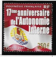 Polynésie N°644 - Neuf ** Sans Charnière - Superbe - Polynésie Française