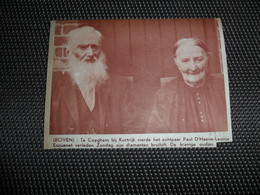 """Origineel Knipsel ( 1906 ) Uit Tijdschrift """" Ons Land """"  1933  : Coyghem  Kooigem  ( Kortrijk  Courtrai ) - Vieux Papiers"""