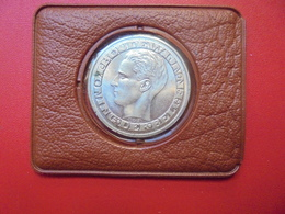"""Baudouin 1er. 50 Francs """"EXPO 1958"""" VL. ARGENT.(EN PETIT ETUI) FDC ! - 1951-1993: Baudouin I"""
