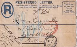 LIBERIA    ENTIER POSTAL/GANZSACHE/POSTAL STATIONERY LOT DE 2 LETTRES - Liberia