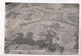 OSTIA, MOSAICO IN UNA SALA DELLA REGIONE DELLE TERME, Unused Real Photo Postcard [22748] - Roma (Rome)
