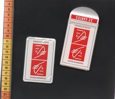CAISSE D'EPARGNE  JEU DE 32 CARTES SOUS BLISTER (publicité, Banque, Belote ) - Playing Cards (classic)
