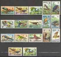 Saint-Vincent & Grenadines, Yvert 3/17+24&259, Scott 3/19, MNH - St.Vincent & Grenadines