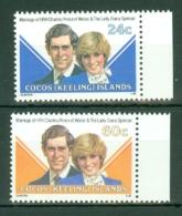 Cocos (Keeing) Is: 1981   Royal Wedding    MNH - Cocos (Keeling) Islands