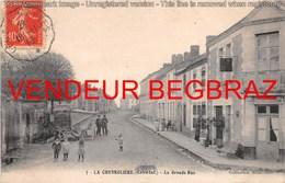 LA CHEVROLIERE     LA GRANDE RUE - France