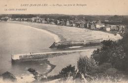 La Côte D'Argent - La Plage Prise De Bordagain - Saint Jean De Luz