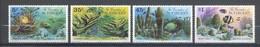 Saint-Vincent & Grenadines, Yvert 77/80, Scott 77/80, MNH - St.Vincent & Grenadines