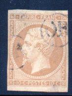 Napoléon III / N° 13 Cachet OR Avec Voisin - 1853-1860 Napoleon III