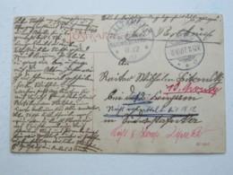 DSW , Feldpostkarte Aus Bunzlau    Nach Maltahöhe  1907 - Colony: German South West Africa