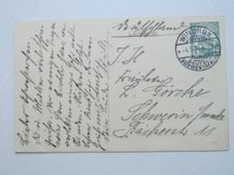 DSW , 1914 , Ansichtskarte Von Windhuk - Kolonie: Deutsch-Südwestafrika
