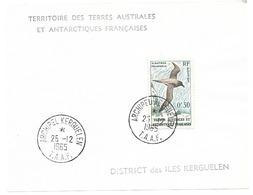 TAAF TIMBRES   N° 12-13-13A-13B-13C-14-15-16-17  Oblitérés - Collections, Lots & Séries