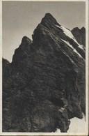 ALPI OROBIE - LA PUNTA DI SCAIS - FORMATO PICCOLO - EDIZ. C.A.I. SEZ. BERGAMO - VIAGGIATA 10.05.1941 - Alpinisme