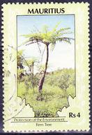 Mauritius - Palmfarn (Cycadales) (Mi.Nr.: 680 I) 1989 - Gest. Used Obl. - Maurice (1968-...)