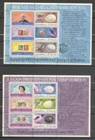 Saint-Vincent & Grenadines, Yvert BF3&4, Scott 175a&189a, MNH - St.Vincent & Grenadines