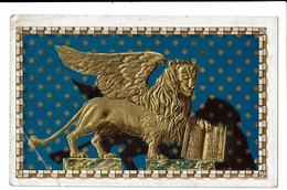 CPA - Carte Postale -Italie - Venezia Le Lion De St Marc -  S5074 - Venezia